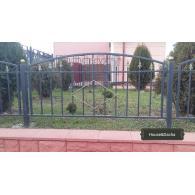 Газонные ограждения, забор в Раменском районе, изготовление секционных заборов, забор недорого, забор от производителя