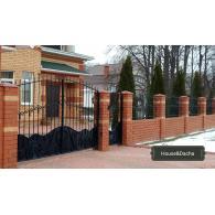 Ворота под ключ недорого, ворота под ключ недорого, ворота с установкой от производителя недорого, www.domaning.ru, производство ворот в Москве, купить недорого ворота в Бронницах, специалисты по установке ворот,