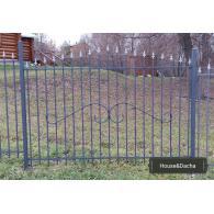 Где купить забор недорого, распродажа секционных заборов, изготовление заборов, www.domaning.ru, забор под ключ, забор из металла в Раменском районе, House&Dacha