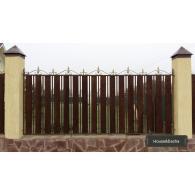Купить секционный забор недорого, купить забор недорого, качественный забор, забор из металла, забор недорого в Раменском районе, установка заборов Раменском районе,