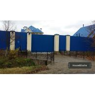 Забор из профлиста недорого,забор в Раменском недорого, www.domaning.ru, Забор от производителя в Раменском, House&Dacha, установка забора в Раменском недорого
