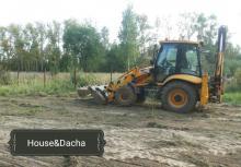 удаление деревьев, ландшафтный дизайн, подготовка к установке забора, House&Dacha, заборы от производителя, забор недорого, забор недорого в Раменском районе, художественная ковка в Раменском районе