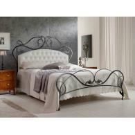 Купить кованую кровать в Москве недорого, металлическая кровать от производителя, House&Dacha, кровать под заказ для дома, красивые двуспальные кровати, www.domaning.ru