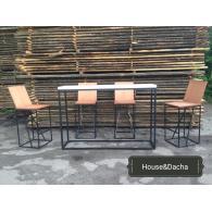 Мебель из металла недорого, мебель лофт, стол loft, мебель для рестрана, производство мебели в Москве,