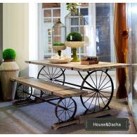 мебель из металла недорого, садовая мебель, купить стол в гостиную, производство мебели в Москве, House&Dacha, оригинальная мебель для бизнеса, www.domaning.ru