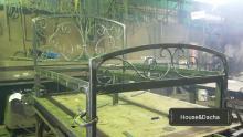 Мебель из металла недорого, производство мебели из металла под заказ, мебель для дачи, House&Dacha, зказать мебель из металла, www.domaning.ru